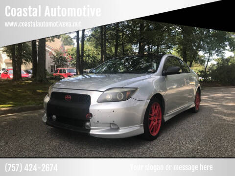 2007 Scion tC for sale at Coastal Automotive in Virginia Beach VA
