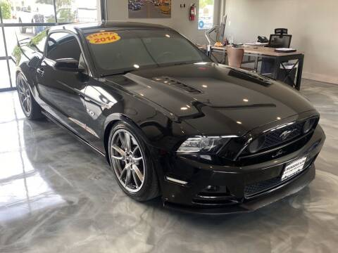 2014 Ford Mustang for sale at Crossroads Car & Truck in Milford OH