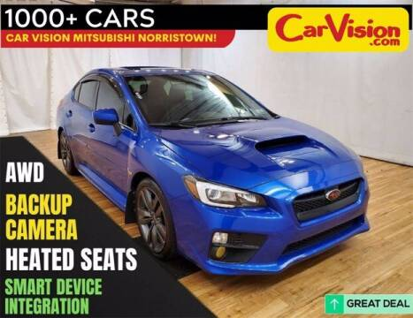 2016 Subaru WRX for sale at Car Vision Buying Center in Norristown PA