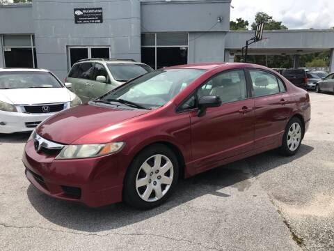 2009 Honda Civic for sale at Popular Imports Auto Sales in Gainesville FL