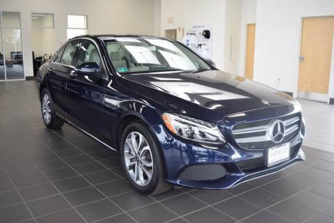2018 Mercedes-Benz C-Class for sale at BMW OF NEWPORT in Middletown RI