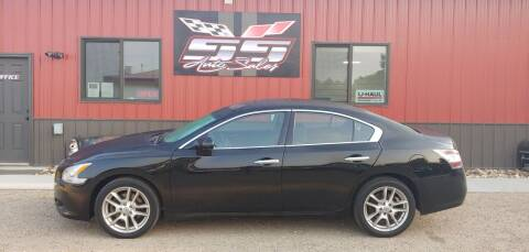 2013 Nissan Maxima for sale at SS Auto Sales in Brookings SD