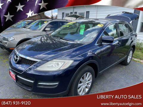 2008 Mazda CX-9 for sale at Liberty Auto Sales in Elgin IL