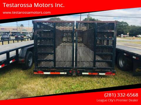2017 Top Hat Goose Neck for sale at Testarossa Motors Inc. in League City TX