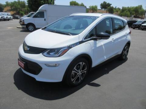 2017 Chevrolet Bolt EV for sale at Norco Truck Center in Norco CA