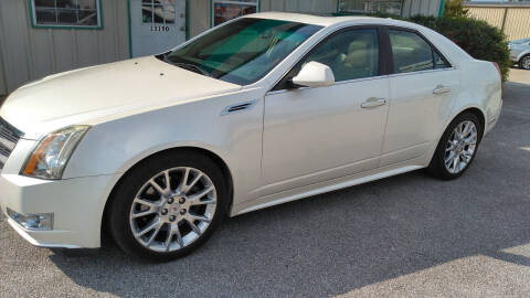 2010 Cadillac CTS for sale at Haigler Motors Inc in Tyler TX