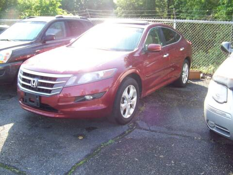2011 Honda Accord Crosstour for sale at Collector Car Co in Zanesville OH
