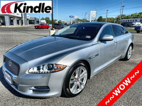 2014 Jaguar XJL for sale at Kindle Auto Plaza in Cape May Court House NJ