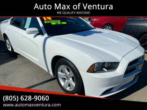 2014 Dodge Charger for sale at Auto Max of Ventura in Ventura CA