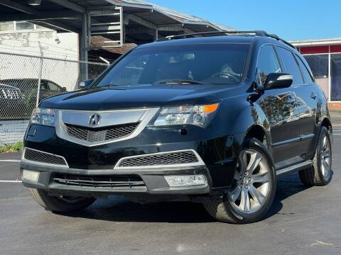 2011 Acura MDX for sale at MAGIC AUTO SALES in Little Ferry NJ