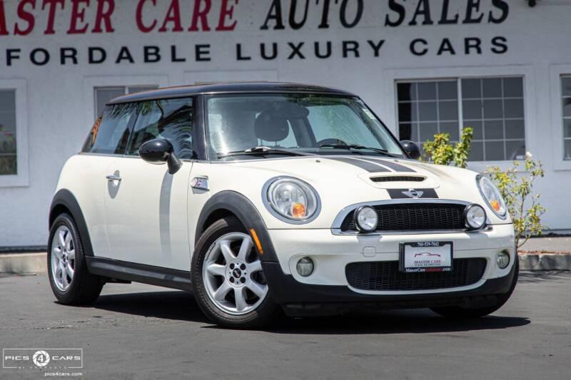 2009 MINI Cooper for sale at Mastercare Auto Sales in San Marcos CA