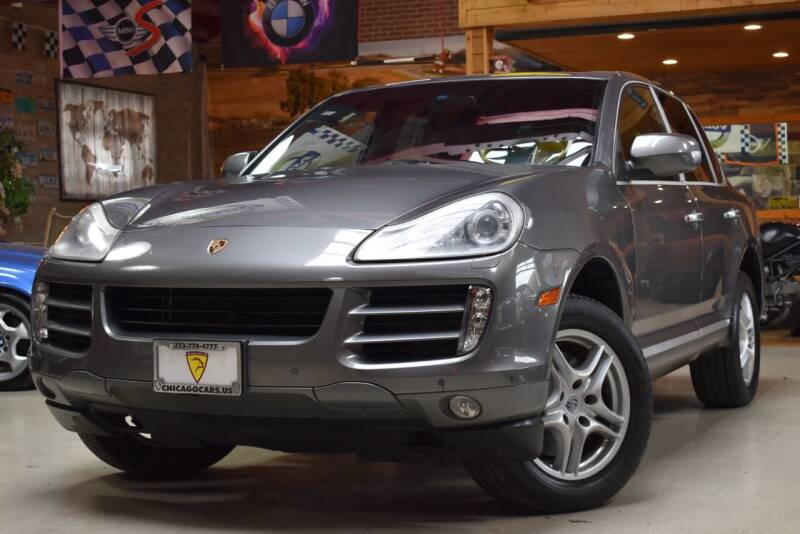 2009 Porsche Cayenne for sale at Chicago Cars US in Summit IL
