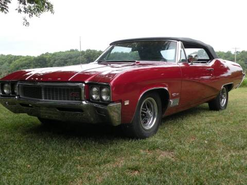 1968 Buick Gran Sport for sale at Nelson Auto Sales in Toulon IL