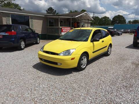 2002 Ford Focus for sale at Space & Rocket Auto Sales in Hazel Green AL