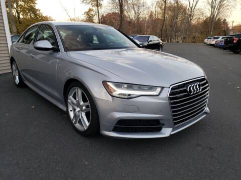 2016 Audi A6 for sale at KLC AUTO SALES in Agawam MA