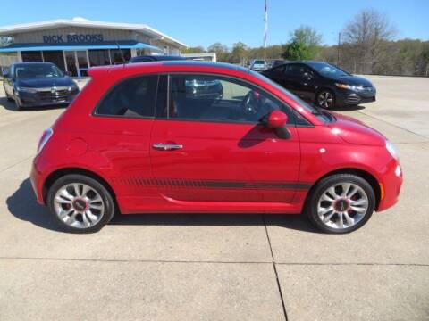 2015 FIAT 500 for sale at DICK BROOKS PRE-OWNED in Lyman SC