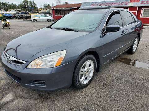 2006 Honda Accord for sale at GA Auto IMPORTS  LLC in Buford GA
