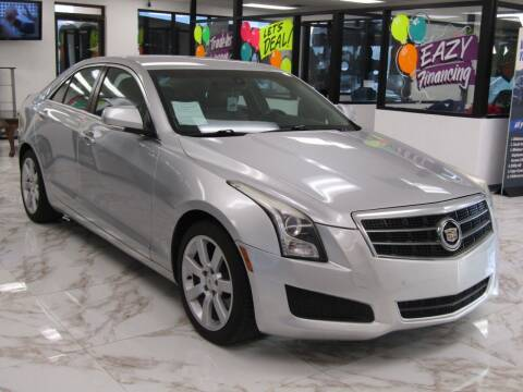2013 Cadillac ATS for sale at Dealer One Auto Credit in Oklahoma City OK