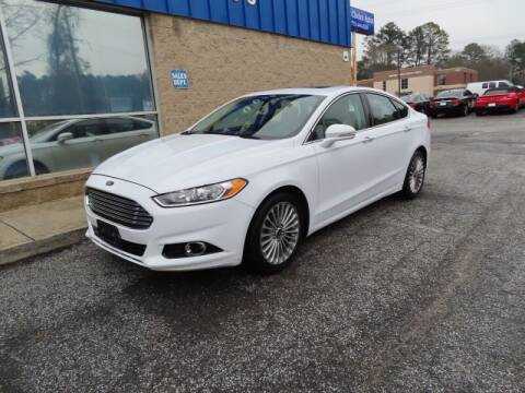 2016 Ford Fusion for sale at Southern Auto Solutions - 1st Choice Autos in Marietta GA