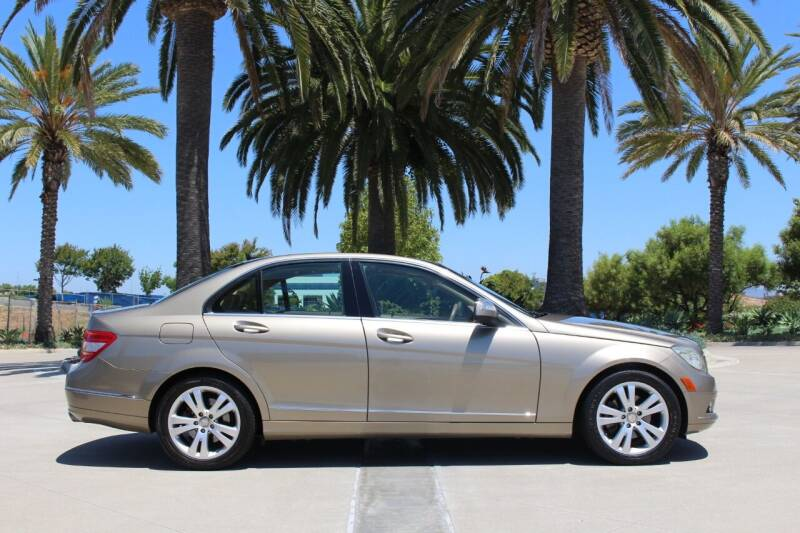 2008 Mercedes-Benz C-Class for sale at Miramar Sport Cars in San Diego CA