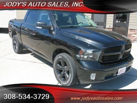 2018 RAM Ram Pickup 1500 for sale at Jody's Auto Sales in North Platte NE