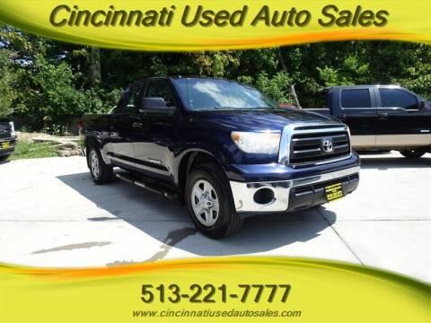 2010 Toyota Tundra for sale at Cincinnati Used Auto Sales in Cincinnati OH