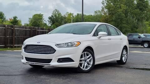 2013 Ford Fusion for sale at Sedo Automotive in Davison MI