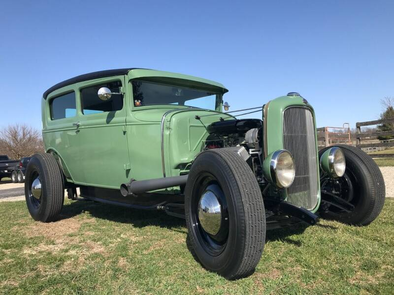 1930 Ford Deluxe for sale at 500 CLASSIC AUTO SALES in Knightstown IN