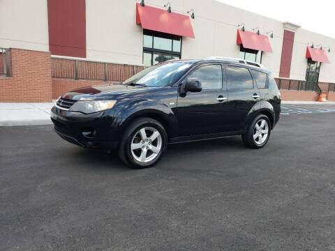 2007 Mitsubishi Outlander for sale at Innovative Auto Group in Little Ferry NJ