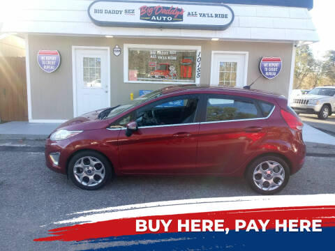 2013 Ford Fiesta for sale at BIG DADDY'S  A.L.D. in Winston Salem NC