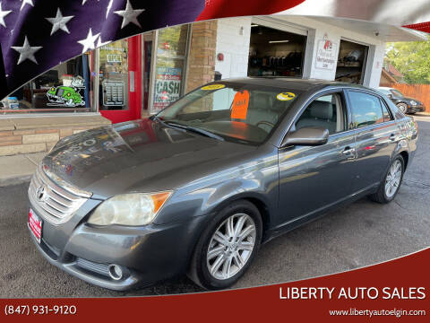 2008 Toyota Avalon for sale at Liberty Auto Sales in Elgin IL