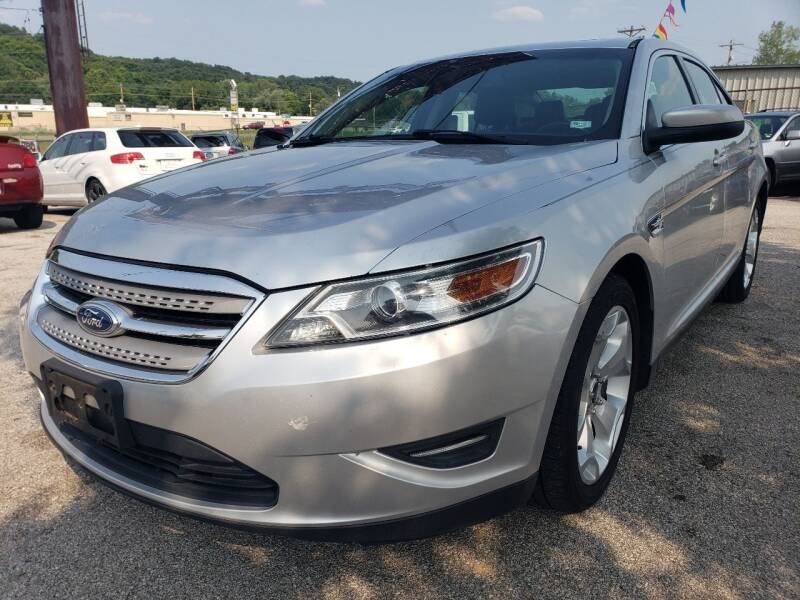 2012 Ford Taurus for sale at BBC Motors INC in Fenton MO