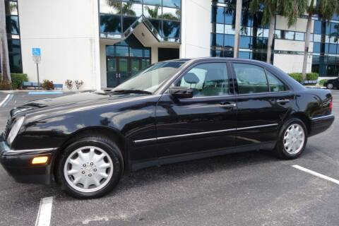 1999 Mercedes-Benz E-Class for sale at SR Motorsport in Pompano Beach FL