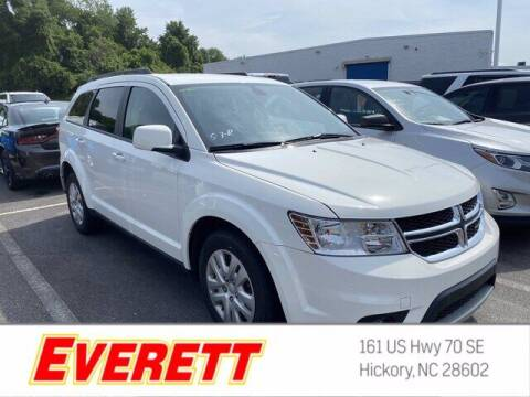 2019 Dodge Journey for sale at Everett Chevrolet Buick GMC in Hickory NC