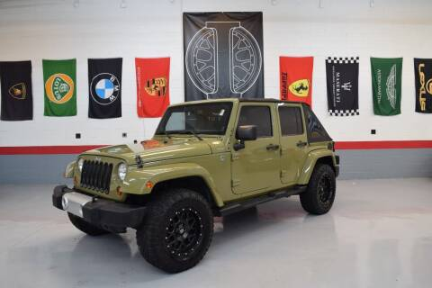 2013 Jeep Wrangler Unlimited for sale at Iconic Auto Exchange in Concord NC