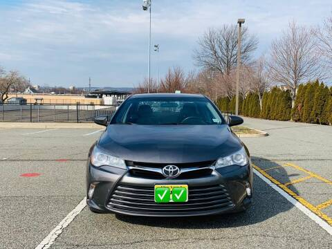 2017 Toyota Camry for sale at Pak1 Trading LLC in South Hackensack NJ