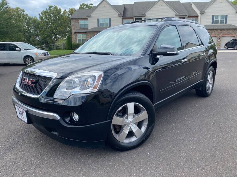 2011 GMC Acadia for sale at PA Auto World in Levittown PA