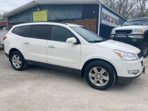 2010 Chevrolet Traverse for sale at Kansas Car Finder in Valley Falls KS
