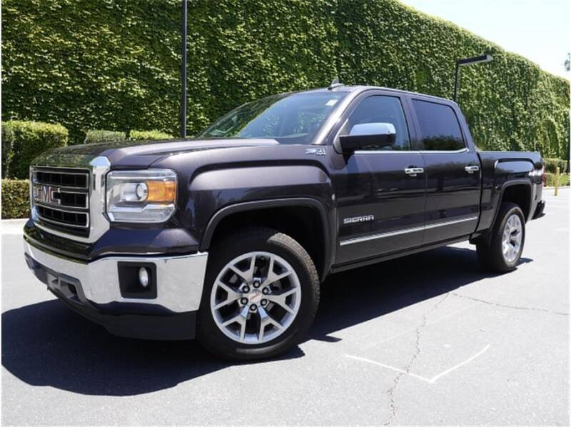 2015 GMC Sierra 1500 for sale at BAY AREA CAR SALES in San Jose CA