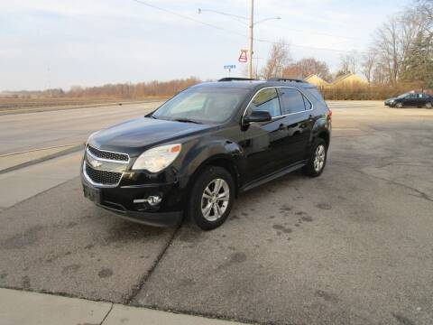 2010 Chevrolet Equinox for sale at Dunlap Motors in Dunlap IL