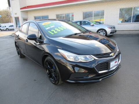 2017 Chevrolet Cruze for sale at Auto Land Inc in Crest Hill IL