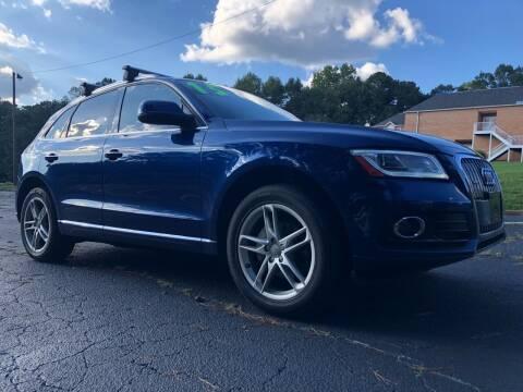 2015 Audi Q5 for sale at Chris Motors in Decatur GA