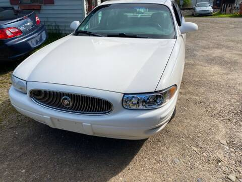2003 Buick LeSabre for sale at Richard C Peck Auto Sales in Wellsville NY
