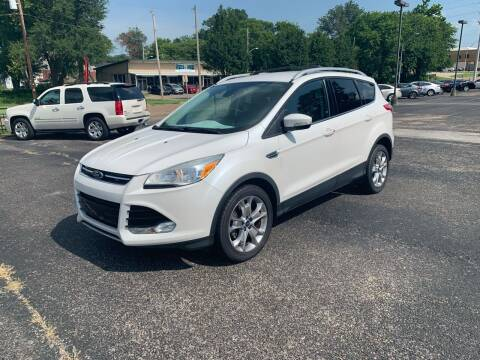 2014 Ford Escape for sale at Brannon Motors Inc in Marshall TX