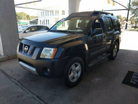 2007 Nissan Xterra for sale at ROBINSON AUTO BROKERS in Dallas NC