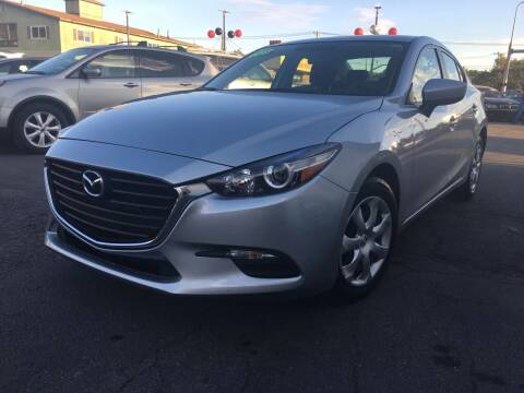 2017 Mazda MAZDA3 for sale at PLANET AUTO SALES in Lindon UT