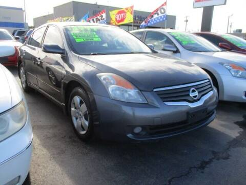 2008 Nissan Altima for sale at CAR SOURCE OKC in Oklahoma City OK