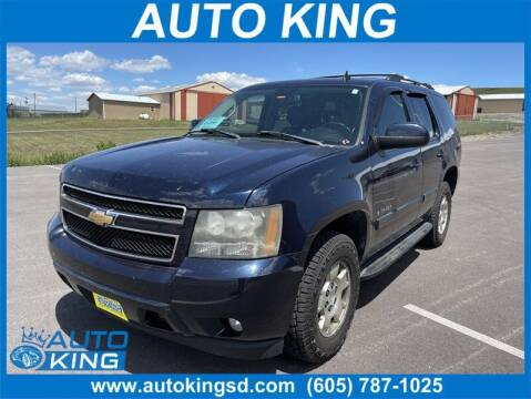 2007 Chevrolet Tahoe for sale at Auto King in Rapid City SD