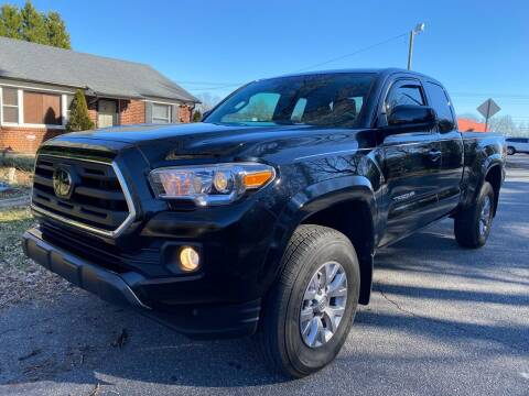 2018 Toyota Tacoma for sale at Viewmont Auto Sales in Hickory NC