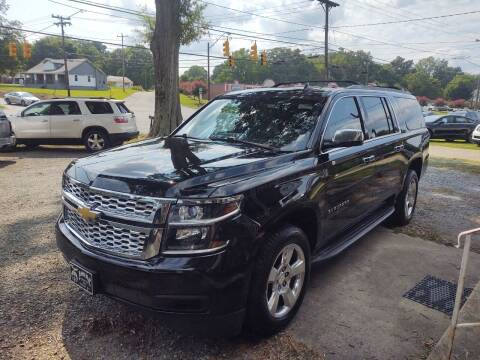 2015 Chevrolet Suburban for sale at Ray Moore Auto Sales in Graham NC